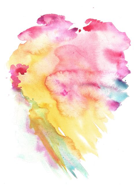 coloured water watercolor texture 2 by cgarofani on deviantart