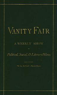 Vanity Fair History by De Freitas Books Vanity Fair Prints