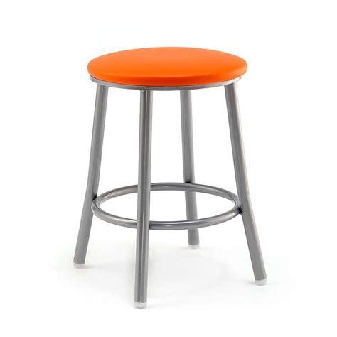 tabouret bas en m 233 tal levante 4 pieds tables chaises et tabourets