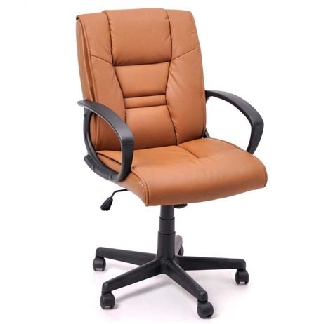 small leather desk chair small leather desk chair office chairs office recliner