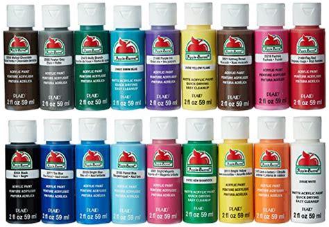 acrylic paint colors diy constellation jar glowing science