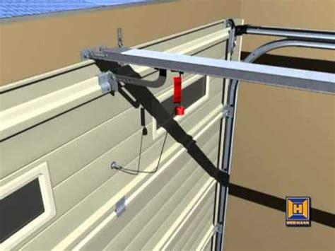 overhead door emergency release hormann garage door emergency release