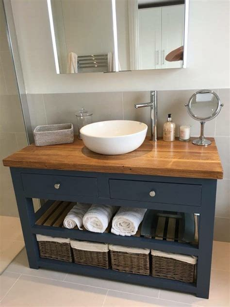 wood vanity units bathroom best 25 bathroom furniture ideas on
