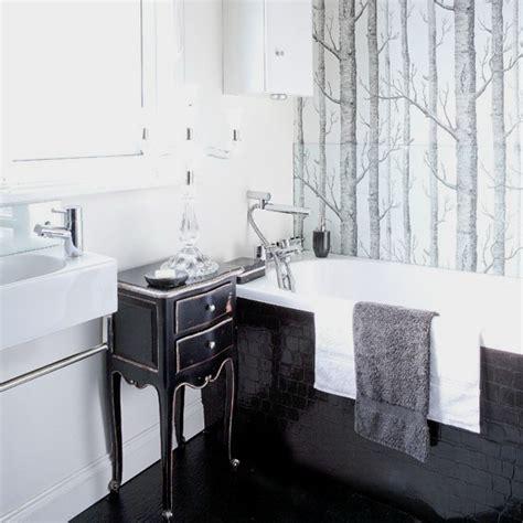 bathroom black and white ideas 71 cool black and white bathroom design ideas digsdigs