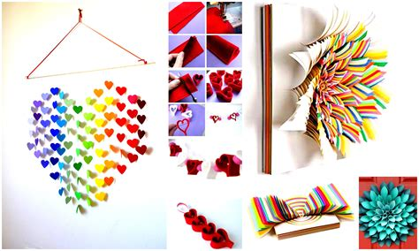 creative craft projects 33 creative 3d wall projects meant to beautify your