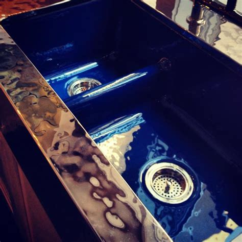 kitchen sink colors new kohler sink colors by jonathan adler cast iron
