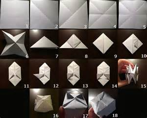 origami cube step by step paper cube string lights don t buy just diy