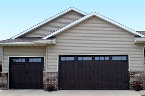 cost of overhead garage doors residential garage doors overhead door of south bend