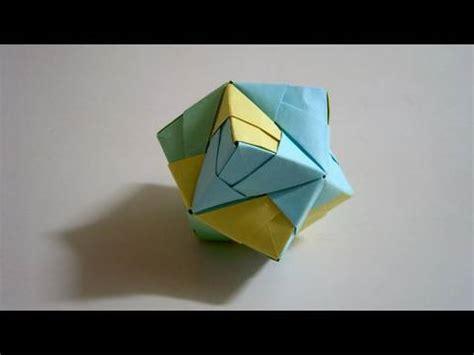origami stellated octahedron octaedro doovi