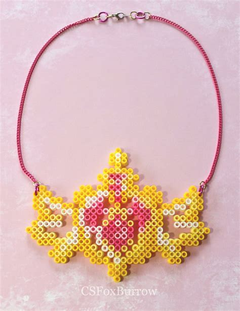 perler bead jewelry patterns 786 best images about perler bead designs on
