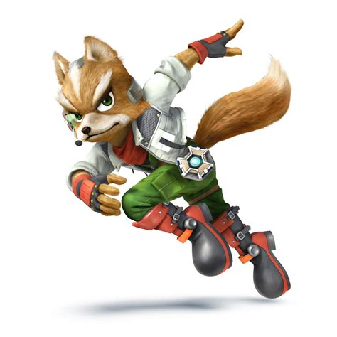one fox characters confirmed so far for smash bros 4 the