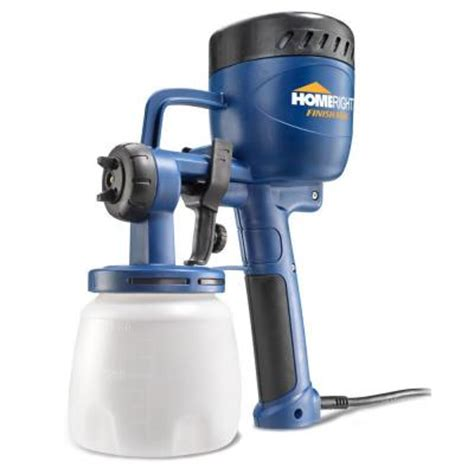 home depot paint equipment homeright finish max hvlp paint sprayer c800766 the