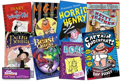 picture books for 6 year olds get reading must read series books for 6 11 year olds