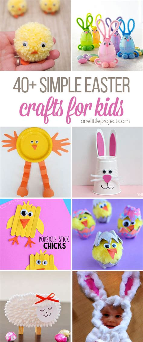 easy easter crafts easter crafts to make for photo album typat
