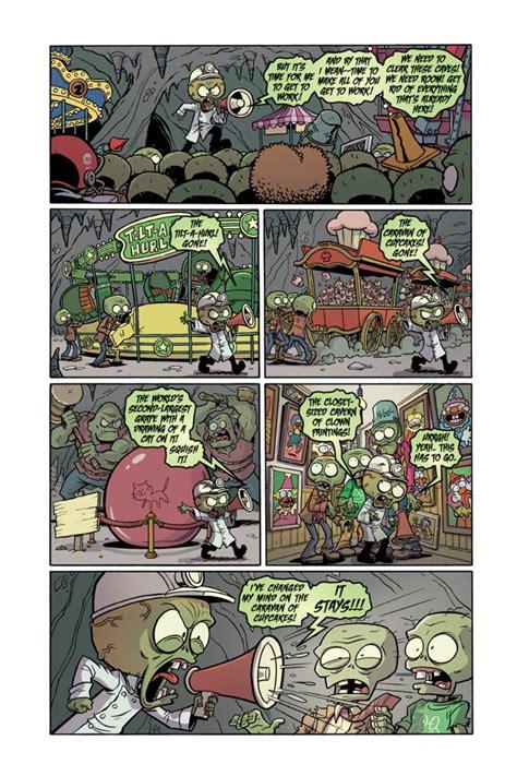 plants vs zombies volume 6 boom boom plants vs zombies volume 6 boom boom hc