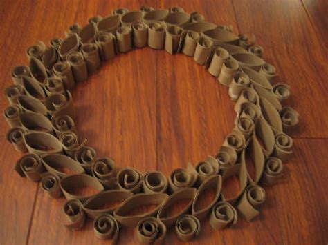 toilet paper roll wreath craft image result for http 3 bp xxs