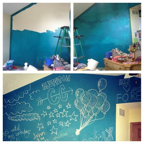 chalkboard paint ideas bedroom add chalkboard paint powder to any color of paint and
