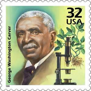 a picture book of george washington carver there is no conflict between science and the bible