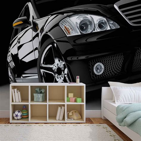 Car Wallpaper Murals by Car Luxury Wall Paper Mural Buy At Europosters