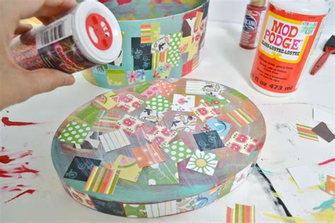 mod podge crafts for cool and easy diy mod podge crafts hative