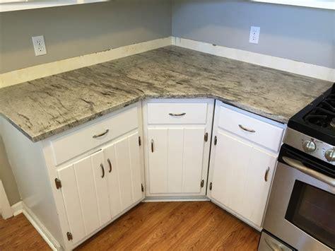no backsplash in kitchen kitchen countertops home everyday