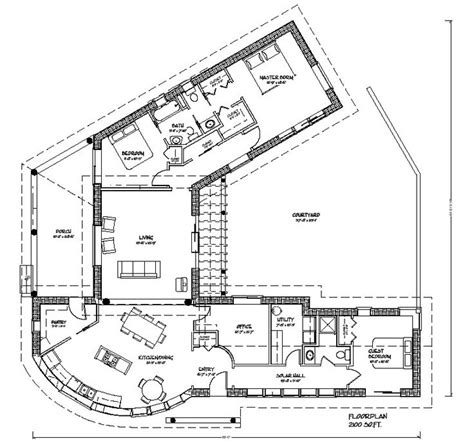 house plans courtyard 25 best ideas about courtyard house plans on interior courtyard house plans