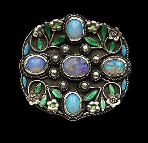 crafts jewelry arthur and georgie gaskin jewellery kaleidoscope effect