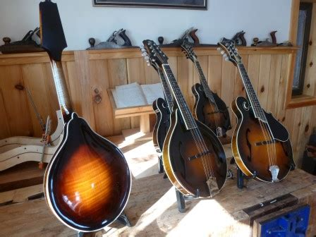 northeast woodworkers macica workshop mandolin building class meeting at