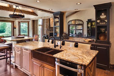 Rustic Kitchen Design Ideas by Charming Rustic Kitchen Ideas And Inspirations Traba Homes