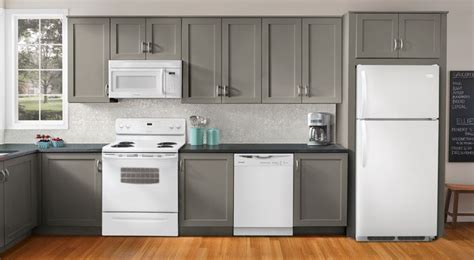 Kitchen Ideas With White Appliances 20 modern kitchen designs with white appliances housely