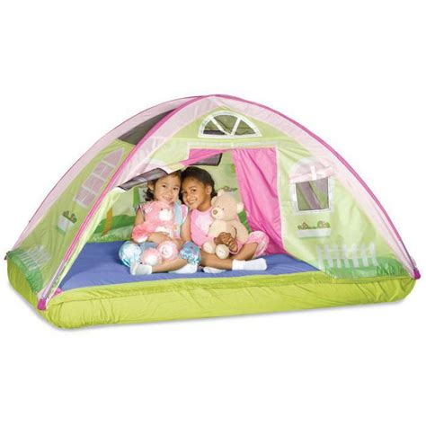 size bed tent pacific play tents cottage bed tent