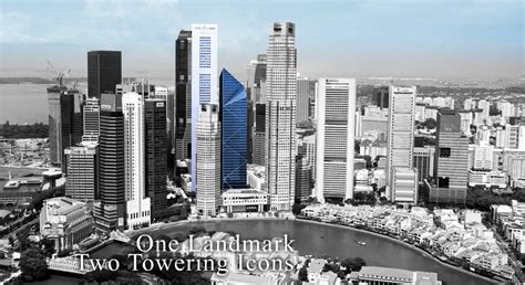 1 Floor Home Plans one raffles place the one business address