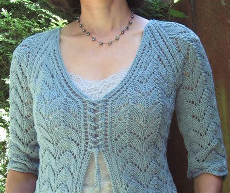 knitted lace sweater patterns beat knitting kelso lace cardigan pattern