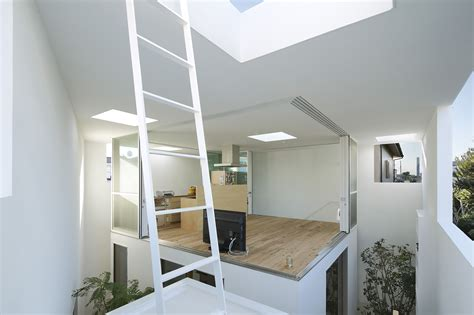 design house inside out small house by takeshi hosaka opens up to the outside
