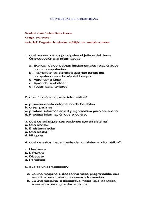 preguntas biblicas con respuestas pdf preguntas con seleccion multiple con multiple respuesta
