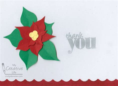 poinsettia craft for poinsettia card family crafts