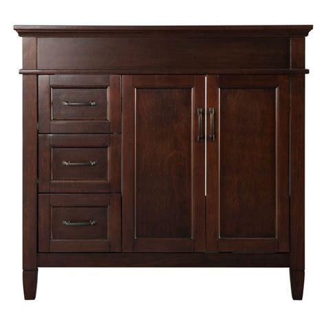 bathroom vanity home depot home decorators collection ashburn 36 inch vanity the