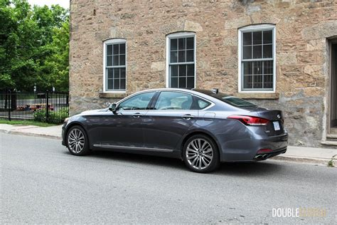Hyundai Genesis 2015 5 0 by 2015 Hyundai Genesis 5 0 Ultimate Review