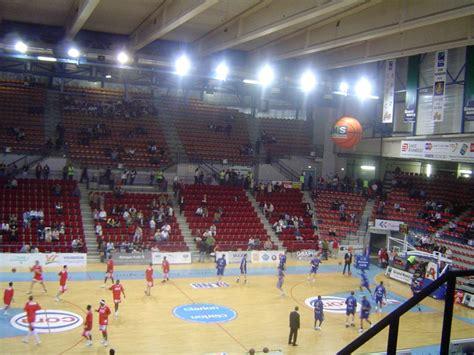 nancy palais des sports jean weille 6 027 sluc nancy basket pro a b