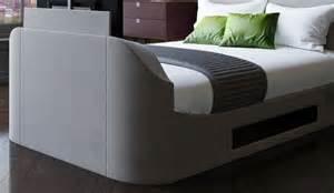 single tv bed frame medford upholstered tv bed frame bensons for beds
