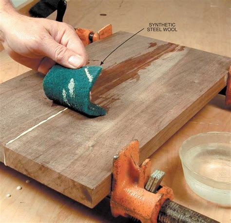 woodwork techniques q a clean up squeeze out