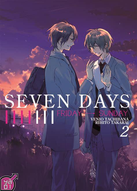 seven days seven days on