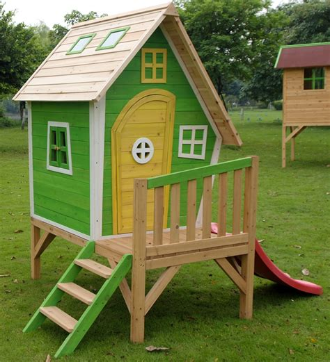 wooden for children kitchen ideas playhouse afreakatheart