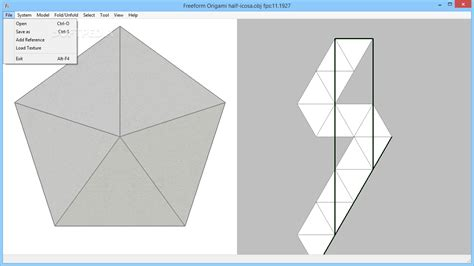origami software free freeform origami