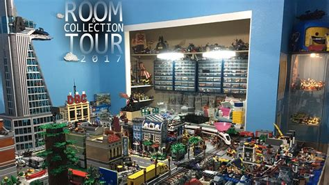 lego room lego room collection tour 2017