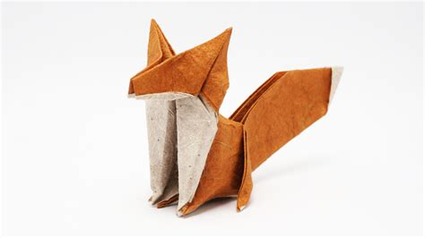 origami jo origami fox jo nakashima