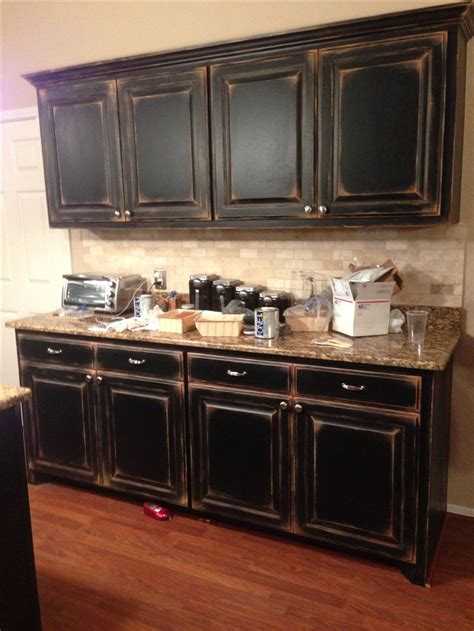 antique black kitchen cabinets awesome antique black kitchen cabinets images of interior