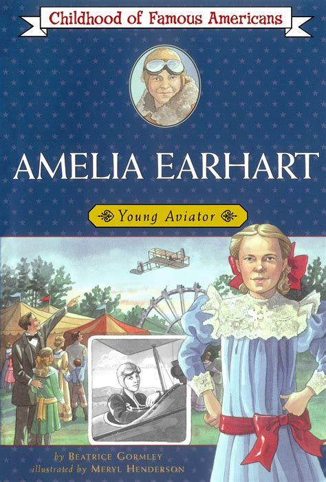 a picture book of amelia earhart amelia earhart book by beatrice gormley meryl henderson