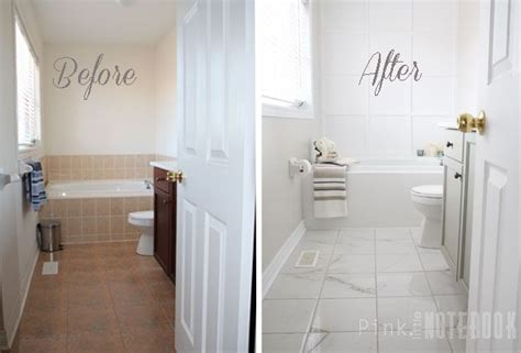 bathroom tile and paint ideas yes you really can paint tiles rust oleum tile transformations kit p i n k l i t t l e n