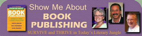 show me book pictures show me about book publishing how to survive and thrive